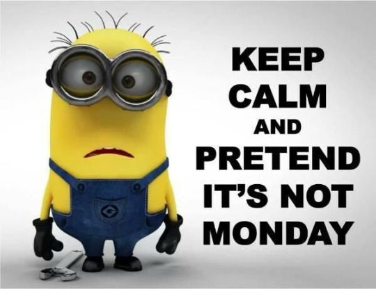 Minion-Monday