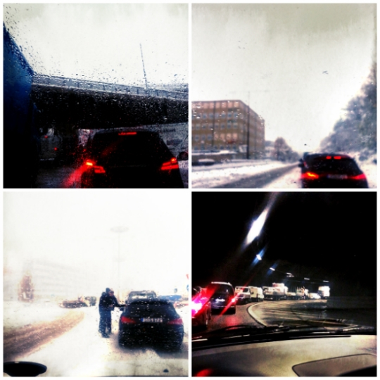trafikkaos